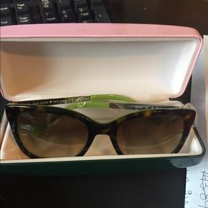 Kate spade sunglasses cat eye